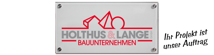 Holthus & Lange Bauunternehmen GmbH Logo